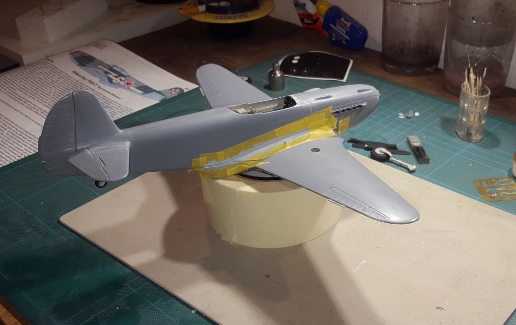 YAK 3 - Normandie Niemen 1/32 Special Hobby - Page 3 43733120161023182752