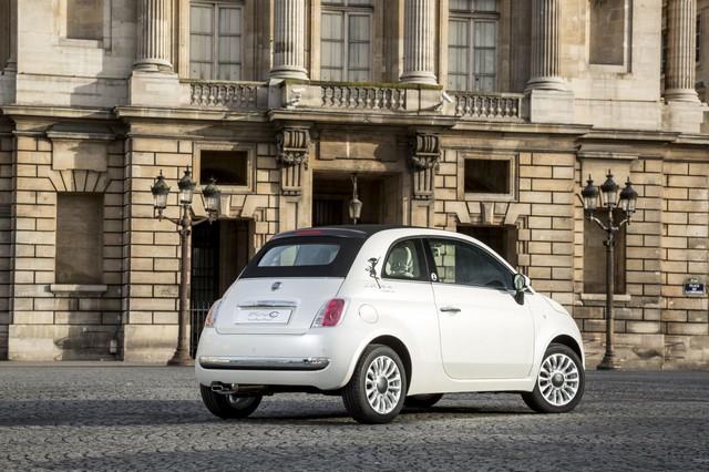 Fiat 500 La petite Robe noire by Guerlain 437656Fiat500LapetiteRobenoire7