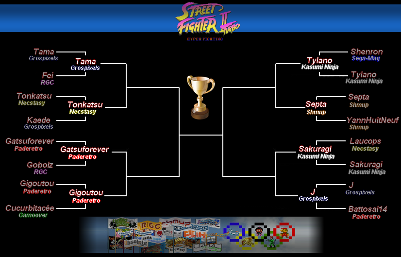 [Jeux Rétrolympiques 2014] Round 2 : Street Fighter II Turbo Super Nintendo 437778fights42