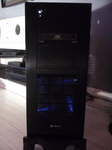 Mes Joujoux de Geek Graphite 600T & obsidian 650D 4379581000904