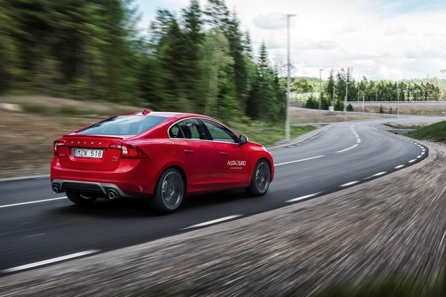 Bientôt un futur sans accident pour Volvo Cars grâce à l'ouverture du centre d'essais AstaZero 438044AstaZeroRuralroad