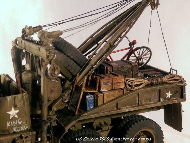 US Diamond T969A wrecker (Mirror Models 1/35) - Page 3 438636P1260086