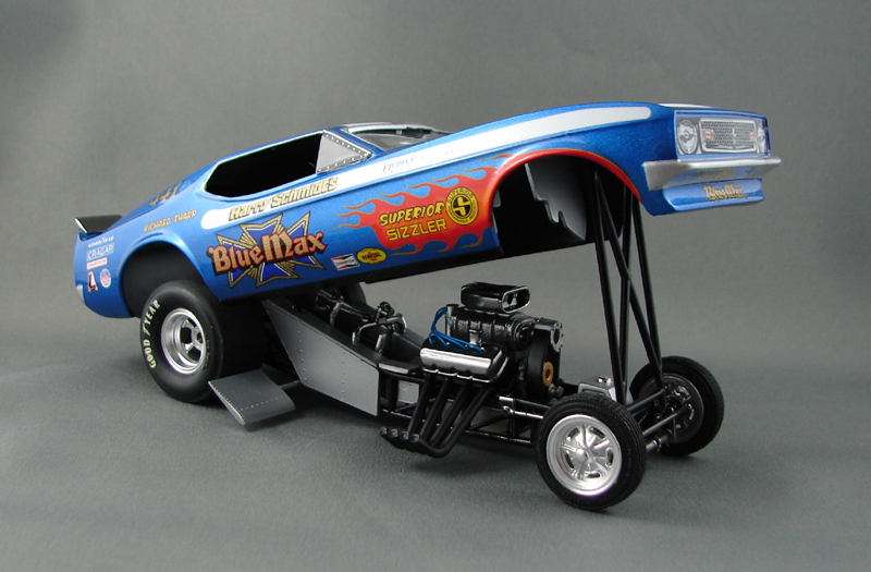 Blue Max Funny Car 438742bluemax0016