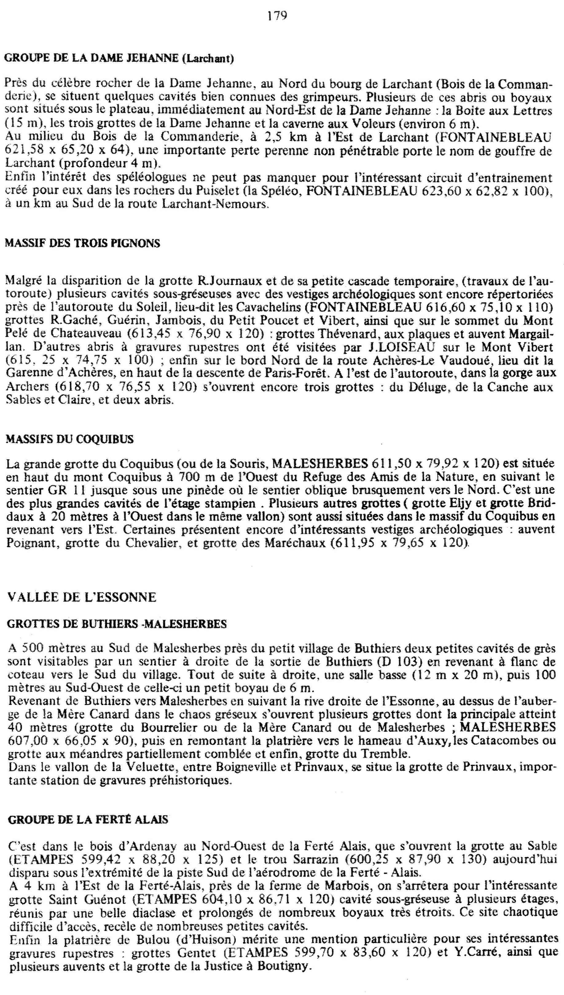 sauvetage Fontainebleau 438786fontp179