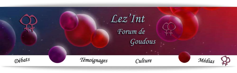 Lez'int Forum lesbien