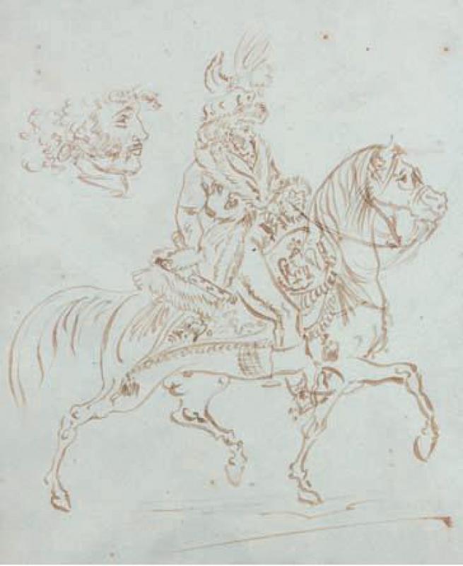 Joachim Murat : chasseur - général et Roi 439061muratcjheval