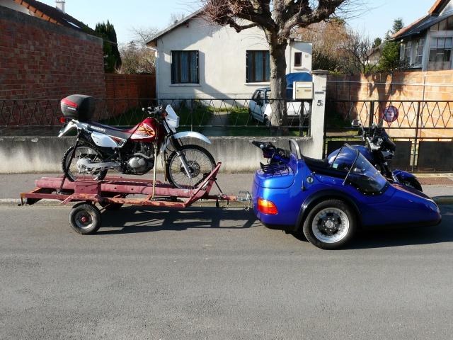 Un nouveau 2 roues au garage 439103001