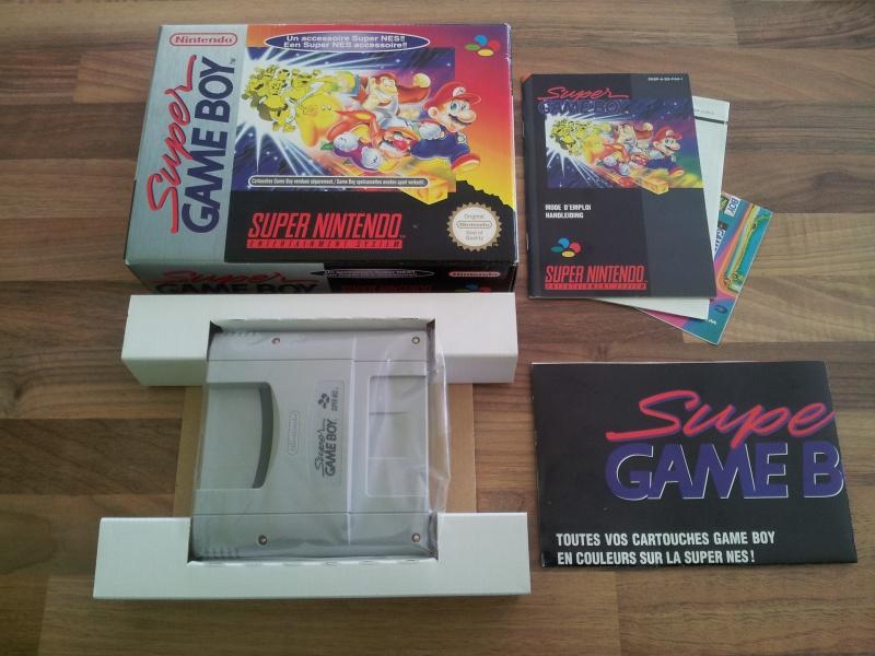 Prupru's Collection ! 100% Super Nintendo et 200% Super Comboy !! - Page 13 439160SuperGameBoy