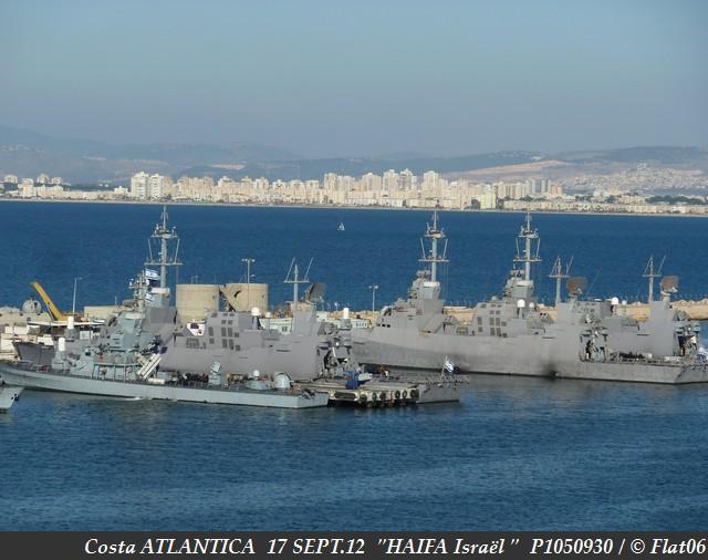Z06 - COSTA / C/R  Mer Egée et Galilée / Grèce, Crête, Israël, Chypre, Turquie !  13-20/09/2012  439204P1050930