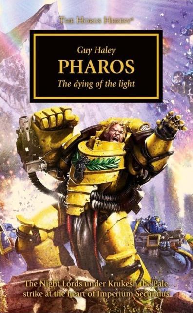 Review VO de Horus Heresy: Pharos de Guy Haley 439702pharos