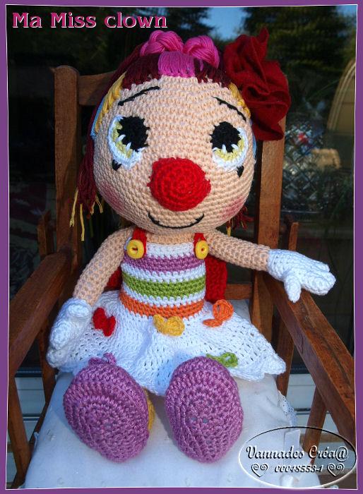 """Ma """"Miss Clown"""" 439776missclown3"""