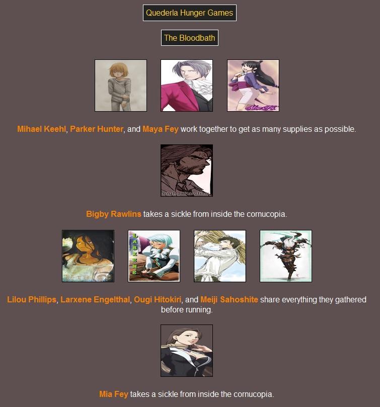 Quederla's Hunger Games 440285Bloodbath1