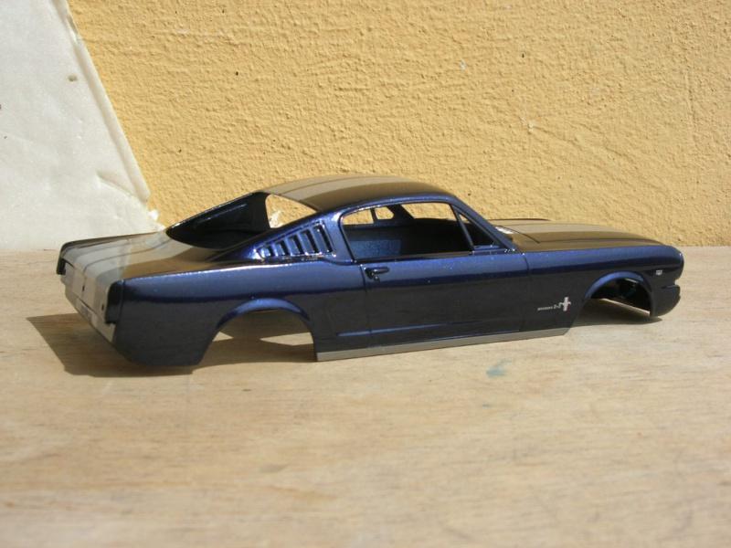 """Mustang Fastback""""65 Revell. 440408DSCN9961"""