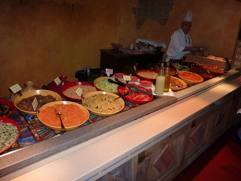 Agrabah Café Restaurant (carte p.26) - Page 14 440460P1050222