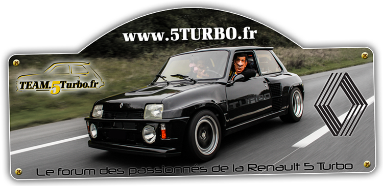 Forum Renault 5 Turbo