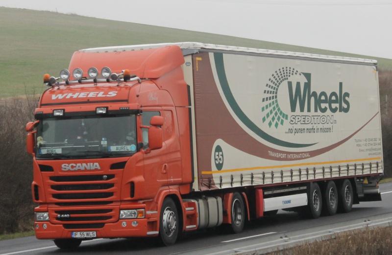 Wheels Spedition Ltd  (Pitesti) 442288084