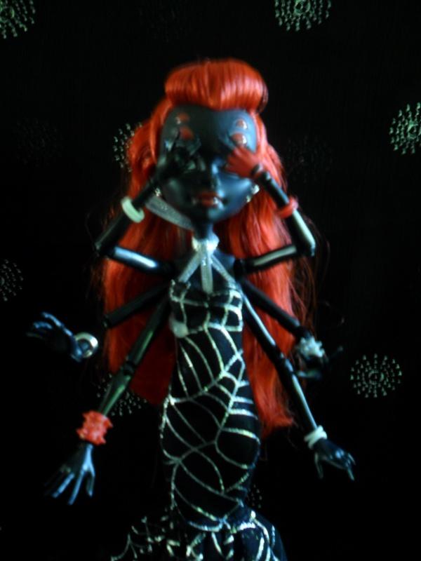 Les Monster High, les poupées que j'aurais aimé avoir petite... Nouveautés 442593SAM8363