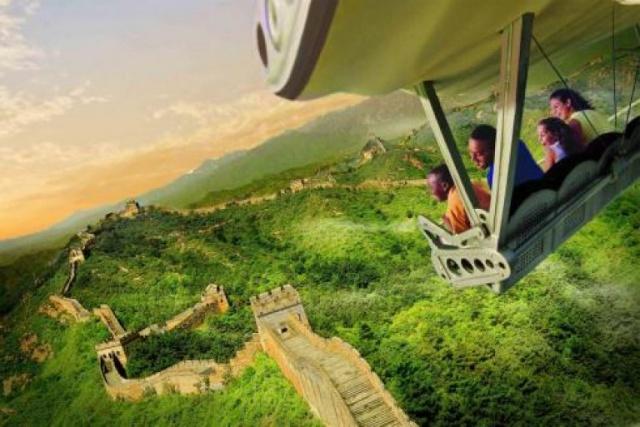 [Shanghai Disneyland] ADVENTURE ISLE (Soaring.../Roaring Rapids/Camp Discovery/Tarzan) 442919w154