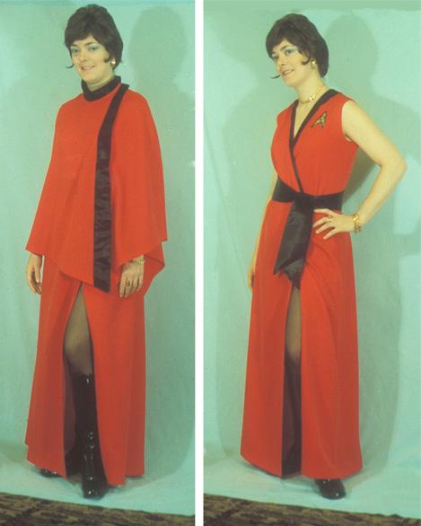 Le Cosplay Star Trek autrefois... 4437081100