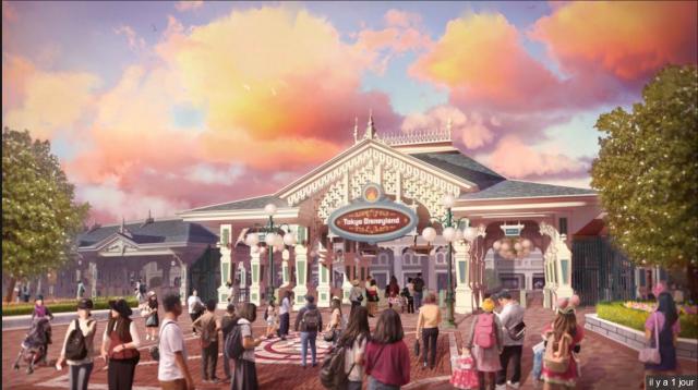 [Tokyo Disney Resort] 2,7 milliards de dollars investis à partir de 2025 444410Capture004
