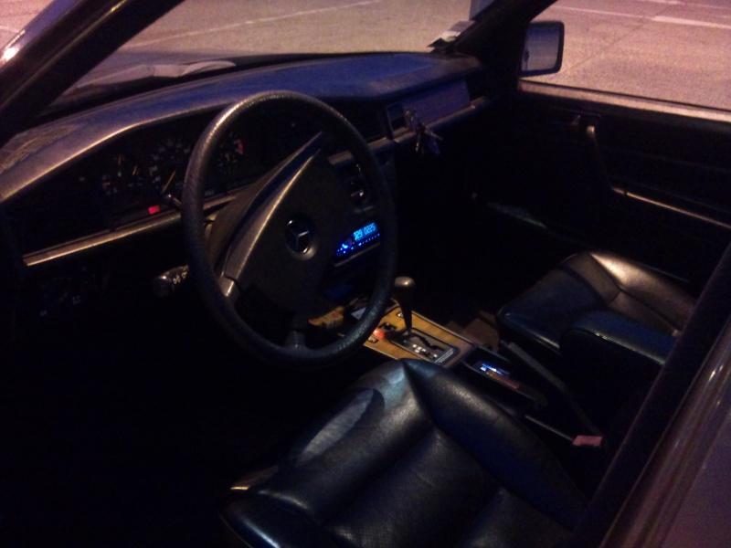 Mercedes 190 1.8 BVA, mon nouveau dailly - Page 9 445050DSC2314