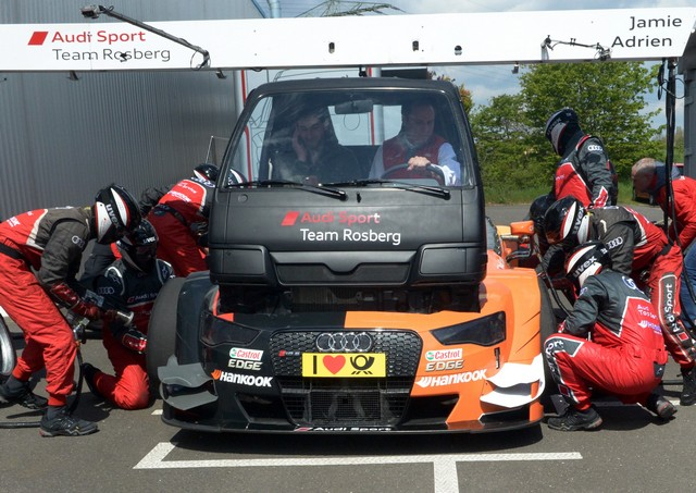 Les équipes Audi Sport sont prêtes pour l'ouverture de la saison de DTM 446671A163122medium