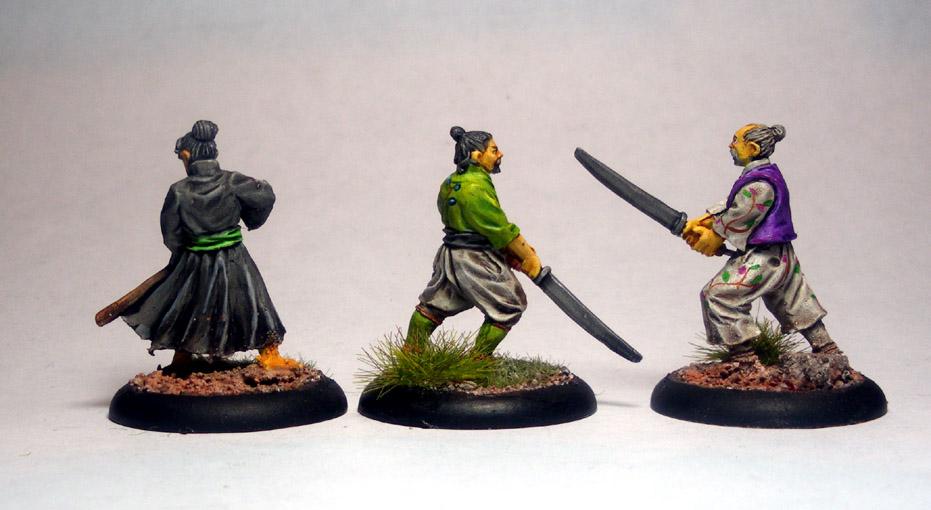 Ronin, jeu d'escarmouche au temps des Samuraï - Page 2 446736ronin2
