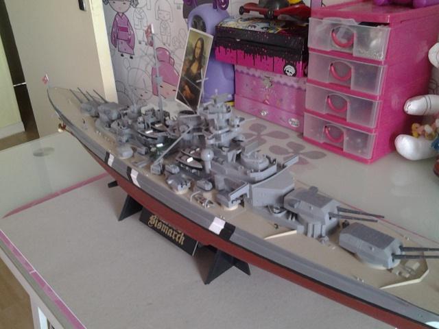 Mon Bismarck de chez Tamya 44697120140730135825