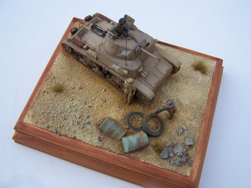 Char moyen M13/40 Tobrouk 1941 4471081005590