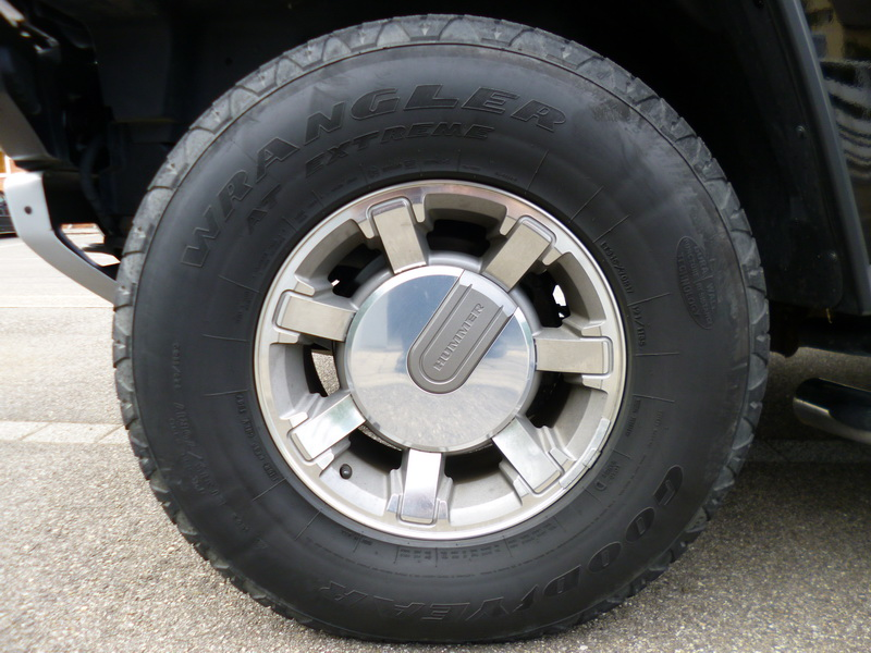 HUMMER H2 V8 6,2L Luxury 2008  (RUN) 447344P1040112