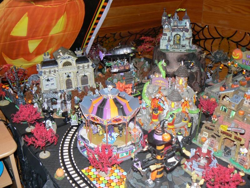 Mon village spooky town 2012 !!! 447392P1080881