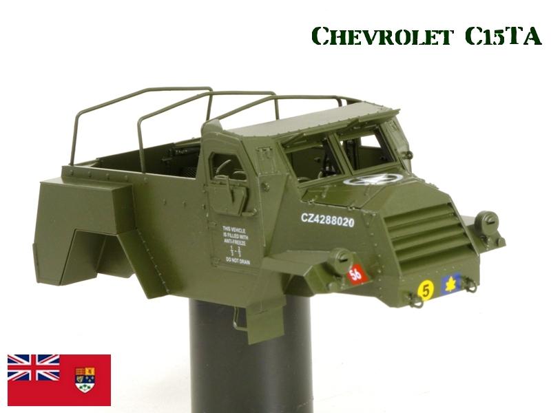 CHEVROLET C15TA - Normandie 44 - IBG 1/35 447677P1040542