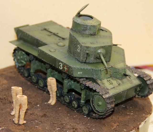 T-24 premier char soviétique[Hobby-Boss 1/35] 447996fvrier201418