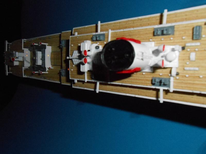 Hikawa Maru hopital 1/350 PE/pont en bois et babioles  - Page 6 448130DSCN5877