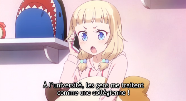 ObjectivitéTotale - [ MANGA / ANIME ] New Game ! 448626newgame