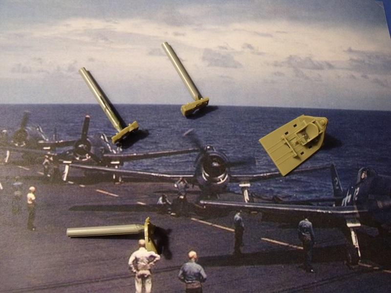 Grumman F6F-5 Hellcat - Eduard - 1/72 448881GrummanF6FHellcat008