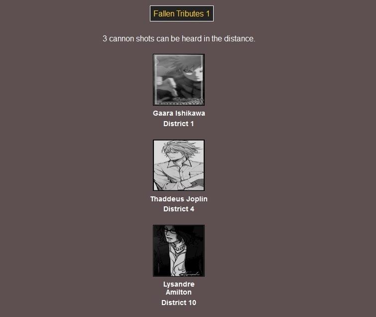Quederla's Hunger Games 448930Day14fallentributes