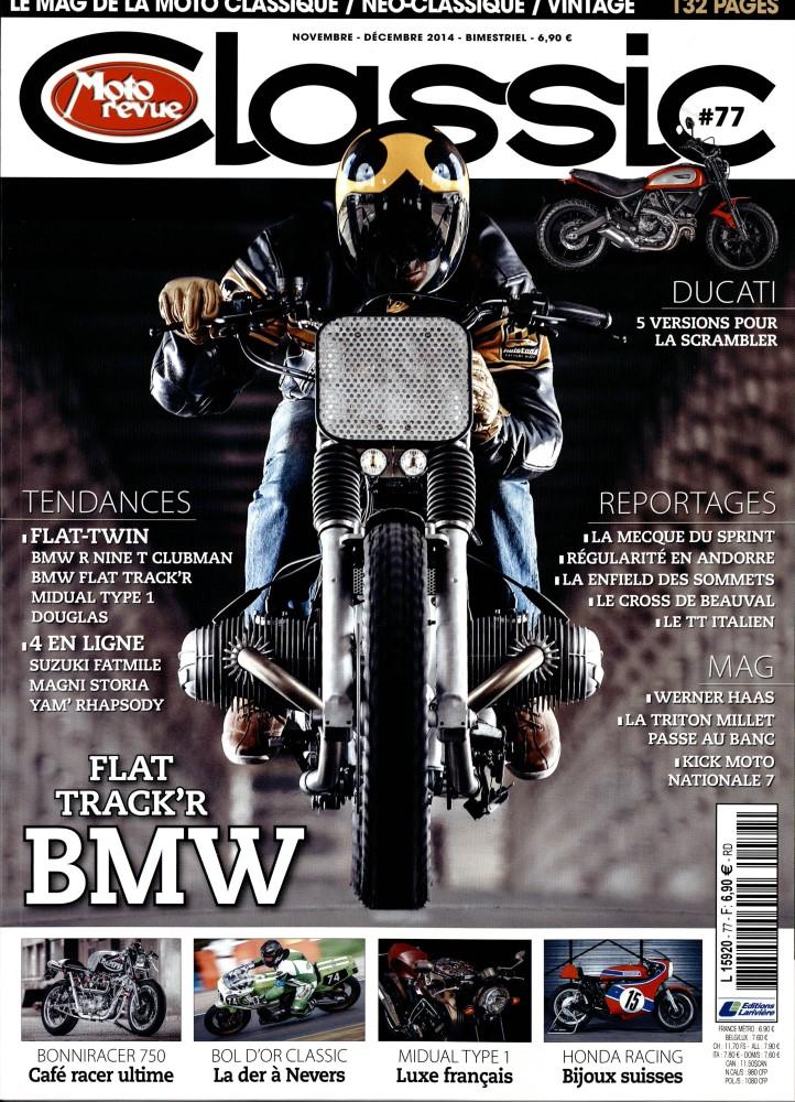 Des 4 en lignes et des flats poussifs....Moto revue Classic 449312motorevueclass