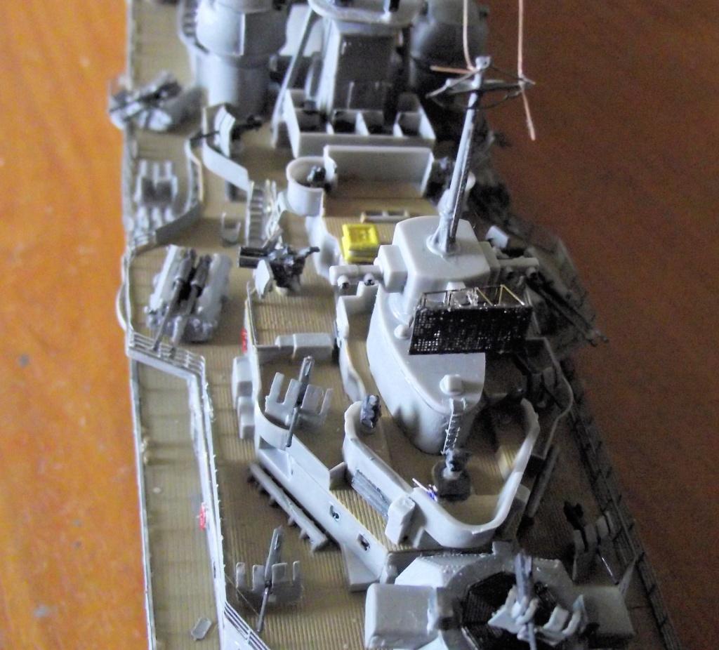 Prinz Eugen Trumpeter au 1x350 avec PE 450890PrinzEugen1x35051