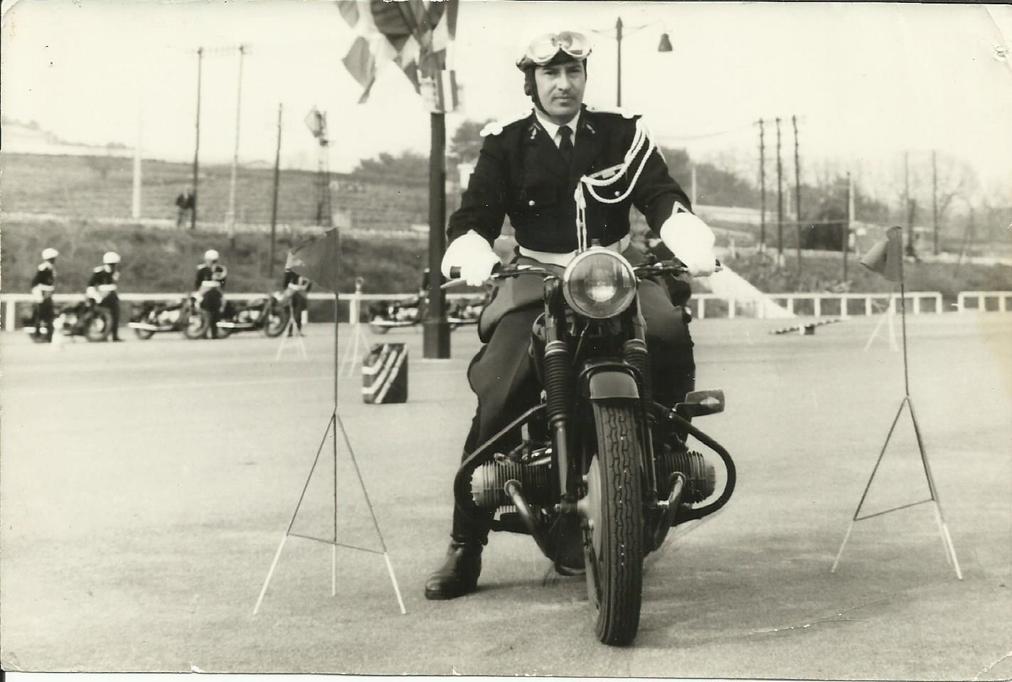 Photos Gendarmerie, BMO de Hyeres  années 1960 450925BMO010