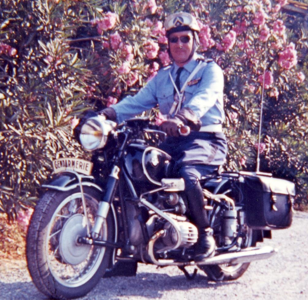 Photos Gendarmerie, BMO de Hyeres  années 1960 451468File0137