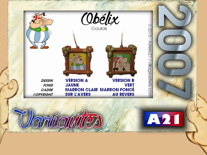Astérix® les Variantes d'Hier et d'Aujourd'hui [Le Catalogue] 452273MarbreVariantesJacquot2007Oblix