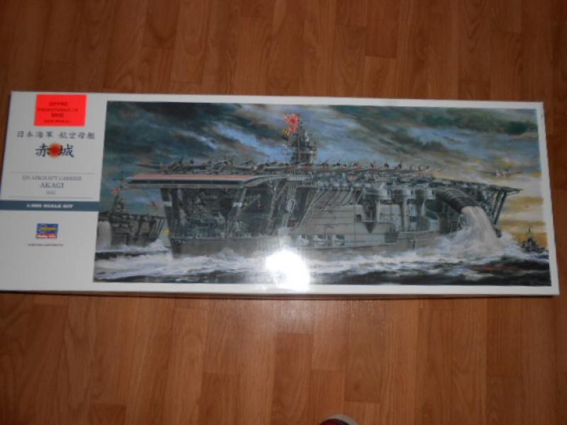 PA AKAGI 1/350 de chez Hasegawa PE + pont en bois par Lionel45 453132aka002