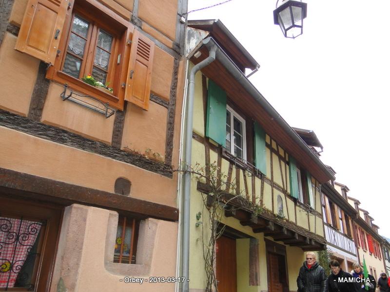 Escapade en Alsace : Kaysersberg - 68 - 453852Savaneaventure086