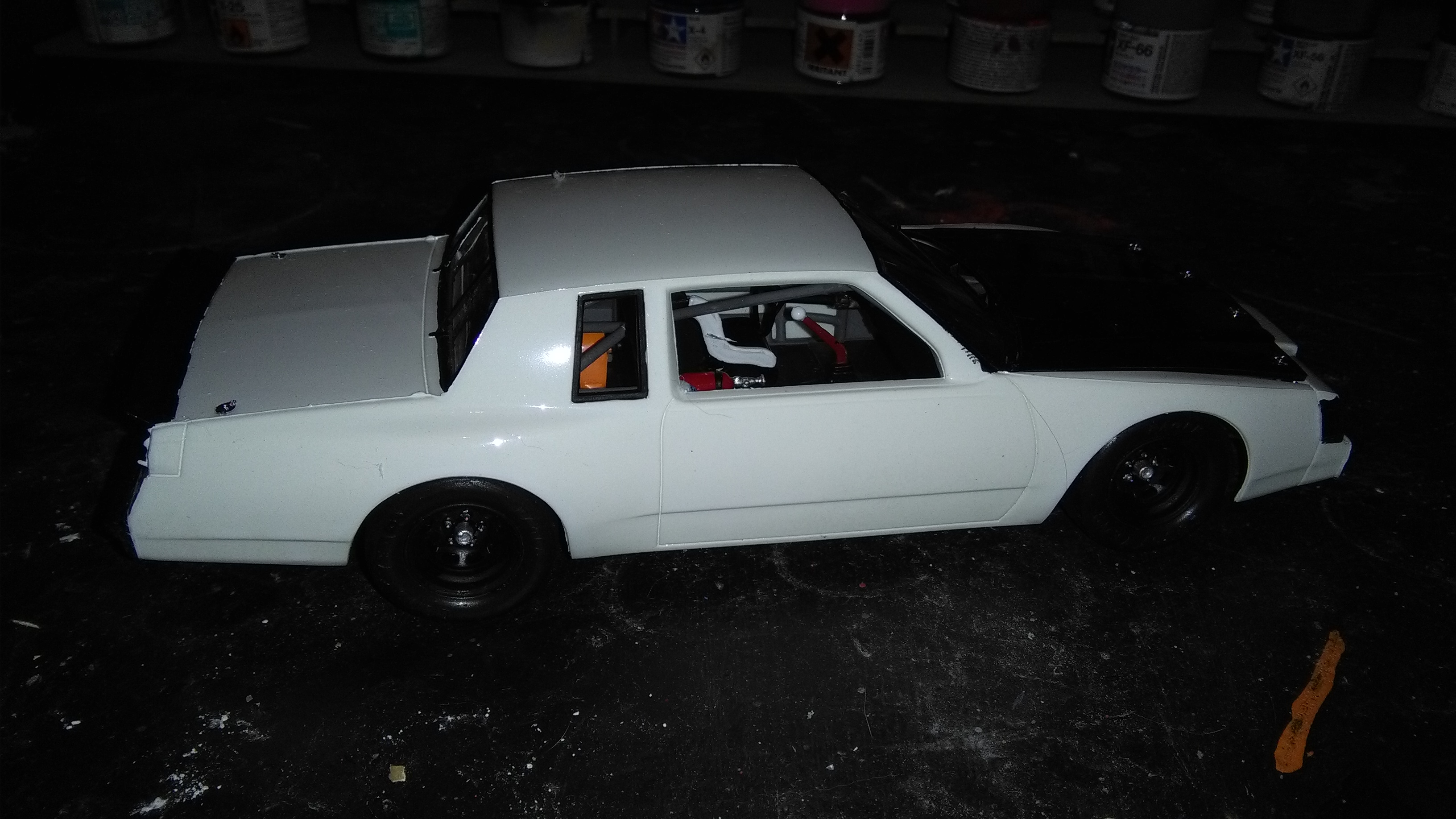Buick Regal 1982 #52 Jimmy Means Broadway motor  454898IMG20170212183344