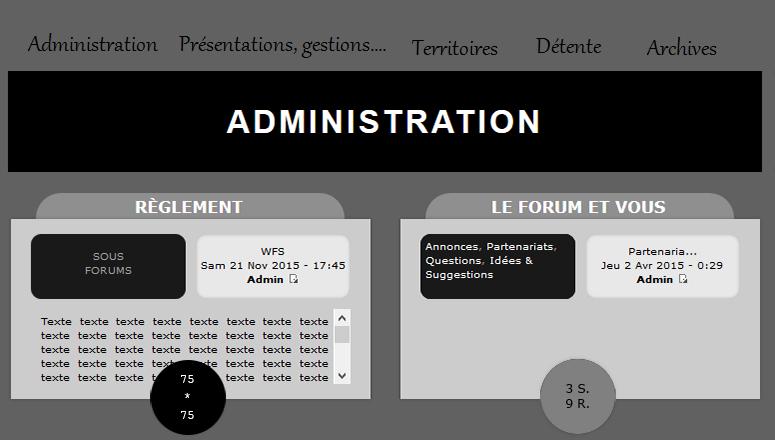 Onglets pour catégories et affichage forums côte à côte 455259ongletcatgoriesousforumsen2