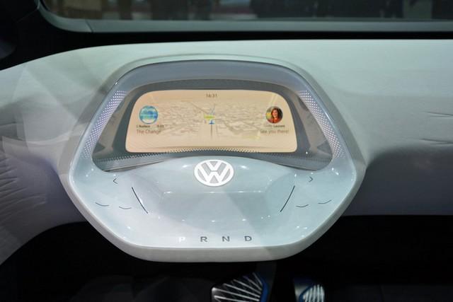 La première mondiale de l'I.D. lance le compte à rebours vers une nouvelle ère Volkswagen  455370volkswagenidconcept10