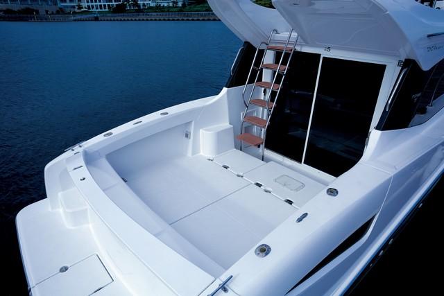 Toyota lance un nouveau bateau de plaisance, le Ponam-31 455823201410100103