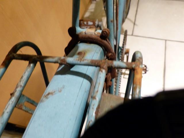 Vélo de ville LEMERCIER  Paris - St Etienne 1939- 455830P1230207