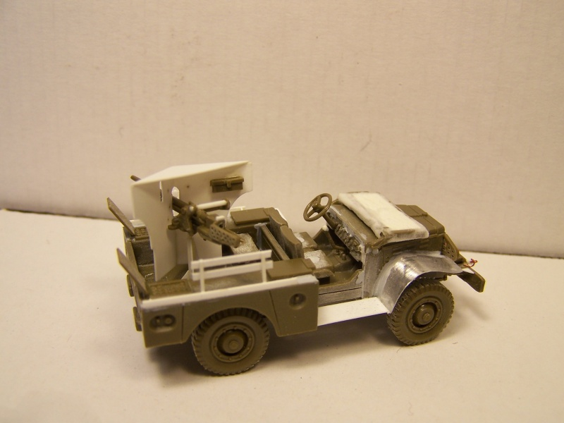 Dodge M6 anti tank Tunisie 1943 (montage terminé) 4560681005336